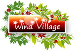 Logo Windvillage