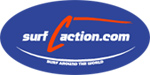 Logo surf & action