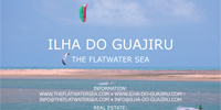 Ilha do Guajirú - The ecological paradise!